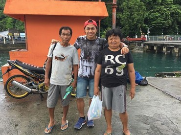 Kata Lirpa dirinya akan terus berusaha membahagiakan kedua orang tuanya. (Foto: Instagram @manganang)