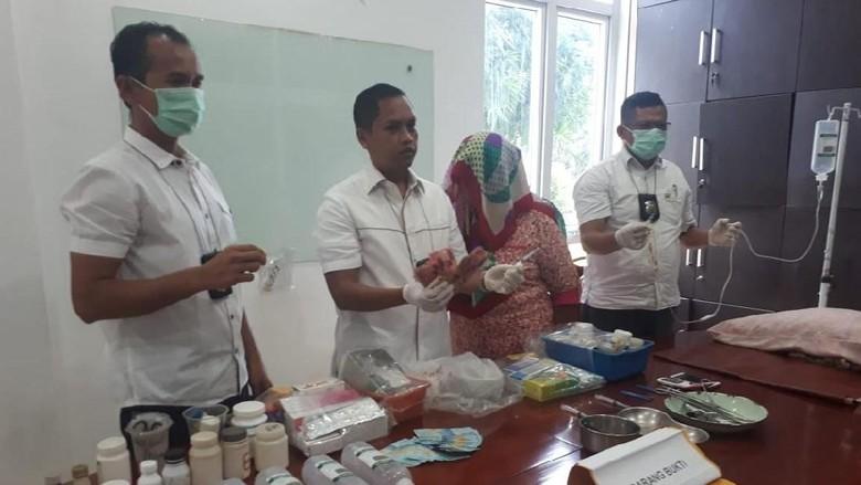 Praktik Aborsi Dibongkar di Sumut, Tarif Rp 6 Juta/Pengguguran