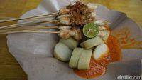 Ada Lontong Pecel hingga Sate Taichan di Area Kuliner Asian Games Senayan