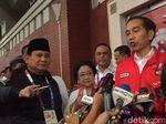 Gerindra Sebut Prabowo-Jokowi-Megawati Segitiga Emas