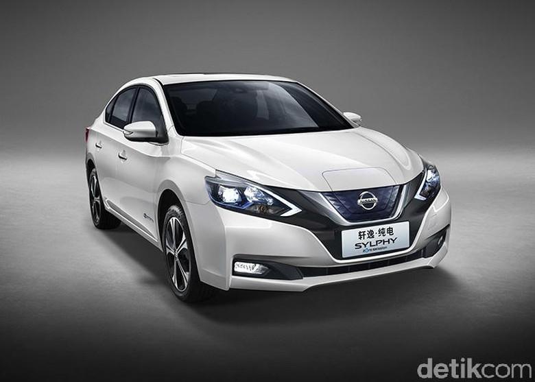 Sedan Nissan Sylphy. Foto: Nissan