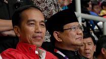 KPU Tetapkan Jokowi dan Prabowo Capres 2019