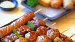 Makan Yakitori Empuk Gurih Juicy di 5 Tempat Ini, Yuk!
