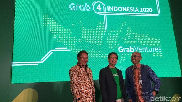 Grab Sediakan Rp 3 Triliun Dorong Startup Lokal Go International