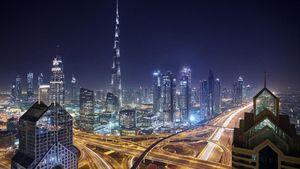 Jalan-jalan di Dubai Seperti dalam Film Hollywood