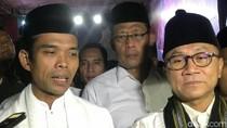 UAS Bongkar Gangguan Penyebab Batal Ceramah, Zulkifli: Harus Dibela