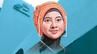 Sosok Nicke Widyawati yang Kini di Pucuk Pimpinan Pertamina