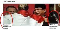 Pakar Gestur Soal Pelukan Jokowi Bagai Ibu Prabowo Seperti Ayah