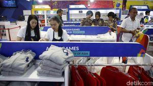 Penjahit Uniqlo Bikin 50.000 Merchandise Asian Games