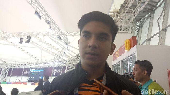 Menpora Malaysia memuji gelaran Asian Games dan menyanjung Indonesia sebagai tuan rumah (Amalia Dwi Septi/detikSport)