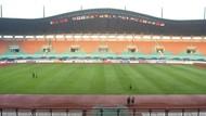 Video Stadion Sepakbola di Dunia Beralih Fungsi Lawan Corona