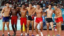 Ingin Punya Badan Kekar Atletis? Ini Saran Ade Rai