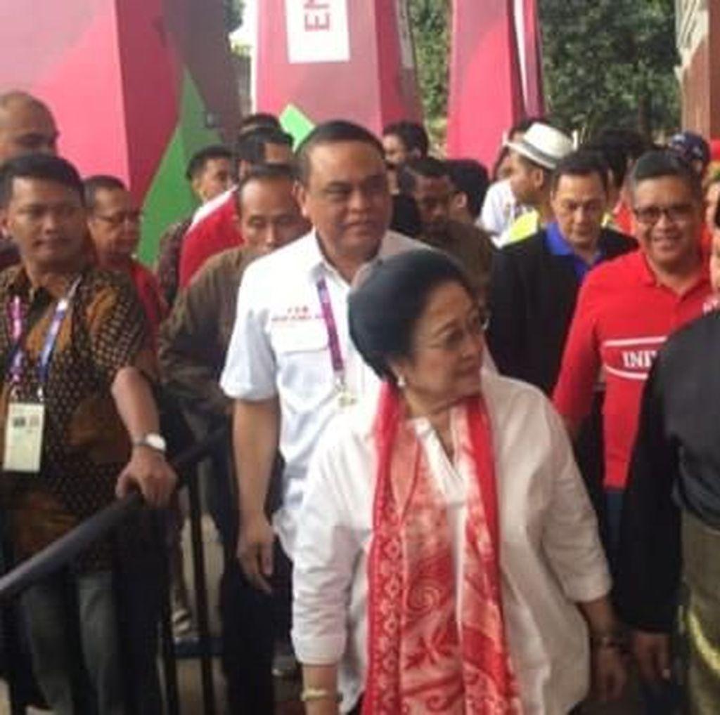 Pahit Manis Mega Prabowo