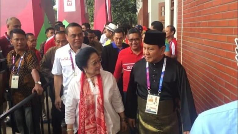Teka-teki Anak Buah Prabowo Bikin Mumet Mega