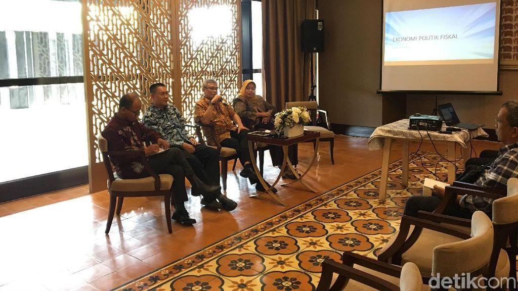 Didominasi Pembiayaan Utang dan Gaji PNS, RAPBN 2019 Dinilai Boros
