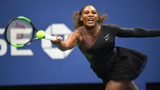 Serena Williams merupakan sosok petenis favorit Naomi Osaka sejak kecil.