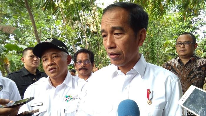 Kementerian Kominfo menanggapi adanya informasi soal RBT Jokowi (Foto: Usman Hadi/detikcom)
