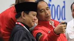 Dorong Jokowi-Prabowo Bertemu, Jimly: Ngopi Saja Tak Usah Bahas Politik