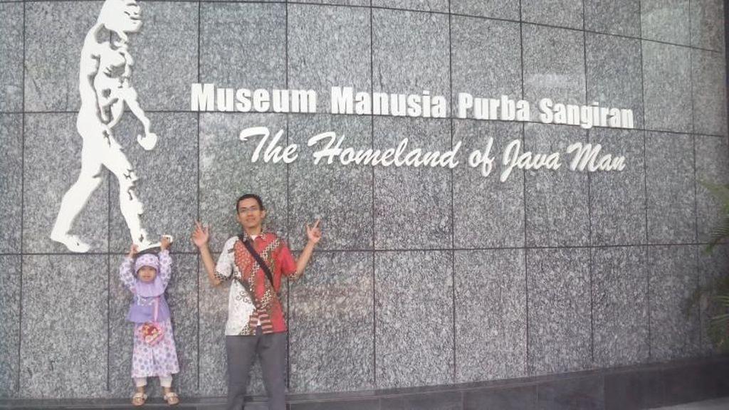 Mengenal Manusia Purba di Museum Sangiran