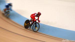 Delia Tanpa Medali, Emas Balap Sepeda Track Direbut Pebalap Jepang