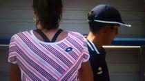 Ganti Baju di Lapangan, Petenis Perempuan Dinilai Langgar Kode Etik
