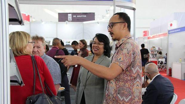Indonesia Dapat Penghargaan dari Penyelenggara BIBF 2018