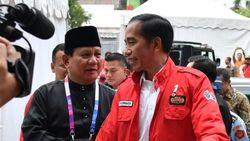 Timses Jokowi Usulkan Pertemuan Berkala dengan Kubu Prabowo