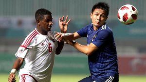 Bungkam UEA, Jepang Tantang Korsel di Final Sepakbola Asian Games 2018