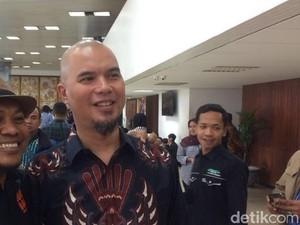 Bakal Nyaleg, Ahmad Dhani Banyak Bertanya ke Fadli Zon