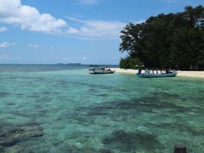 Pulau Cilik, Karibia Ala Indonesia
