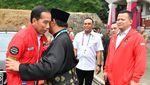 Melihat Lagi Momen Akrab Jokowi-Prabowo: Nge-Vlog hingga Berpelukan