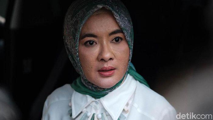 Direktur Utama PT Pertamina (Persero) Nicke Widyawati/Foto: Andhika Prasetia/detikcom