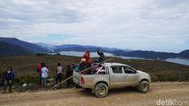 Transportasi Antimainstream ke Surga Eksotis Pedalaman Papua Barat