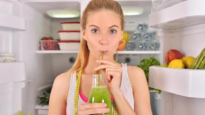 Diet jus, efektif tidak ya buat diet? Foto: Istock