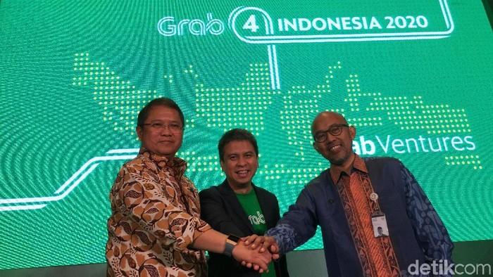 Grab Ventures Siap Danai Startup Lokal Go International. Foto: detikINET/Agus Tri Haryanto