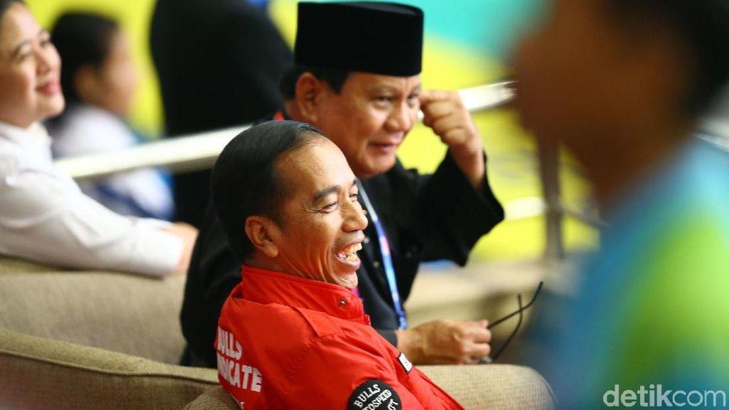Beda Data Kemiskinan Prabowo dan Jokowi