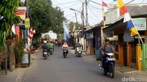 Ini Jl Nangka yang Proyek Pelebarannya Diduga Dikorupsi Nur Mahmudi