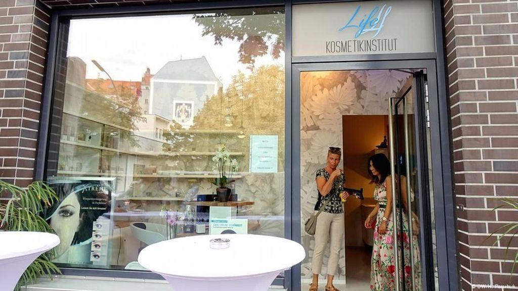 Menengok Salon Kecantikan Lifekosmetik Institut Milik WNI di Berlin