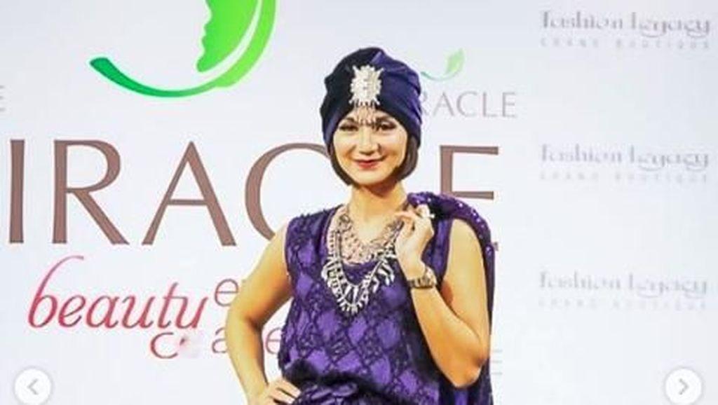 Keseharian Wanda Hamidah, Ibu yang Cantiknya Awet