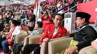 Jokowi dan Prabowo Kompak Sambut Puasa Ramadhan