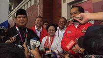 PDIP: Hubungan Megawati-Prabowo Baik, Pendukung Jangan Lebay