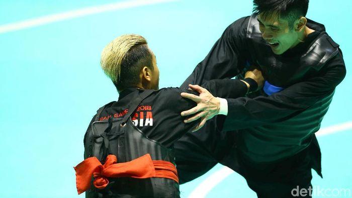Indonesia jadi juara umum pencak silat Asian Games 2018 dengan 14 emas. (Foto: Grandyos Zafna)