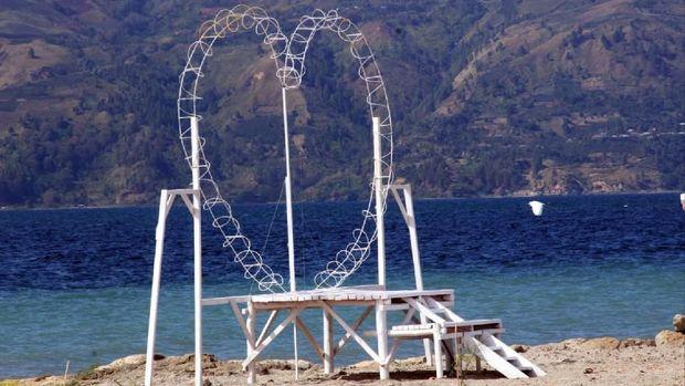 Pantai Batuhoda, Pantai Baru Kebanggaan Danau Toba