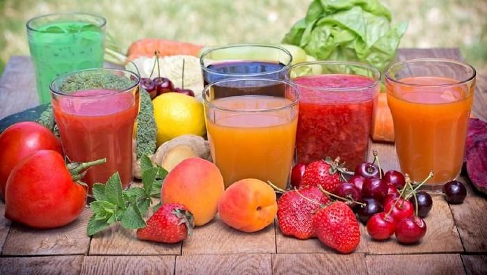 Diet sehat seharusnya memiliki kandungan nutrisi yang lengkap. (Foto: Istock)