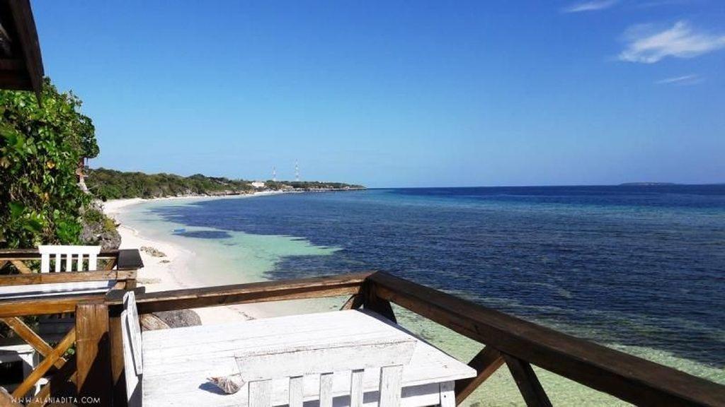 Pantai Cantik Itu Bernama Pantai Bira