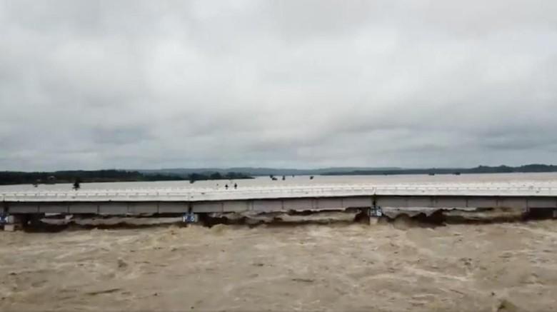 Bendungan Jebol Picu Banjir di Myanmar, 5 Ribu Orang Dievakuasi