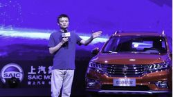 Jadi Orang Terkaya di China, Jack Ma Pakai Mobil Murah
