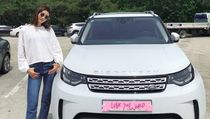 Kim Yeon-kung, Atlet Voli Cantik yang Suka Mobil Besar