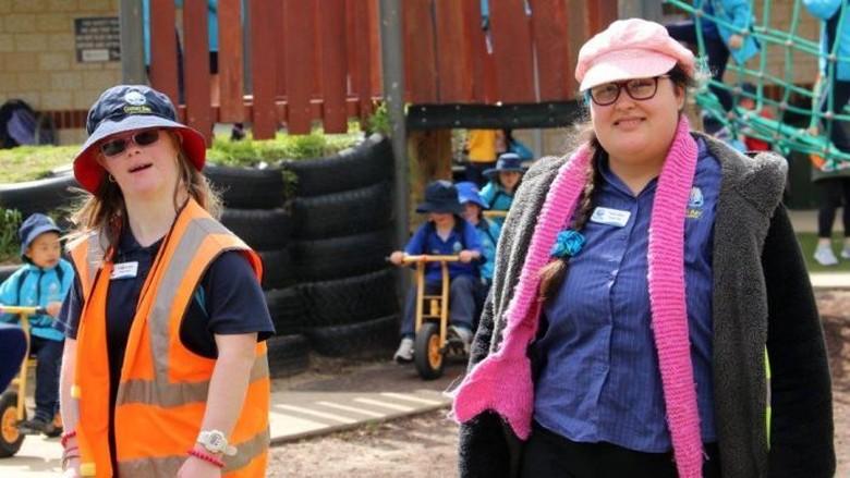 Salut! Warga Difabel Magang di Sekolah Australia Membawa Perubahan Positif