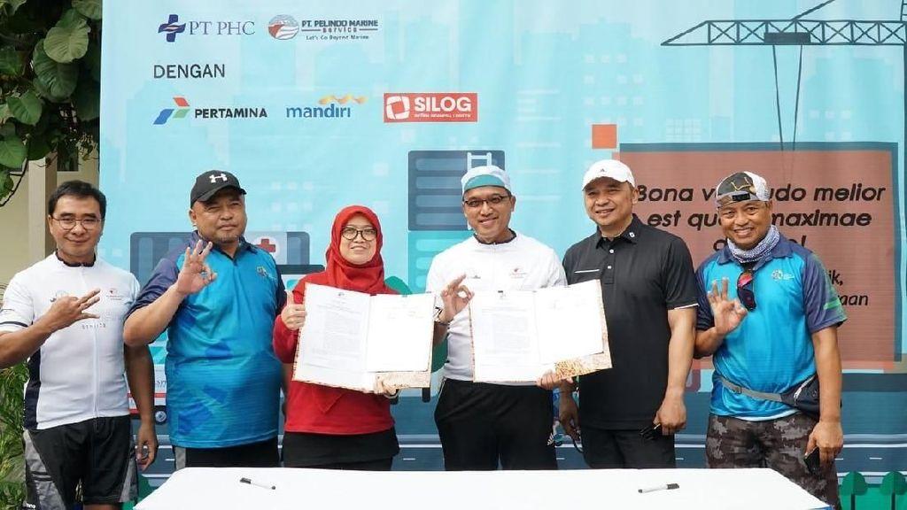 Tekan Biaya Logistik, Pelindo III Produksi Peti Kemas Mini